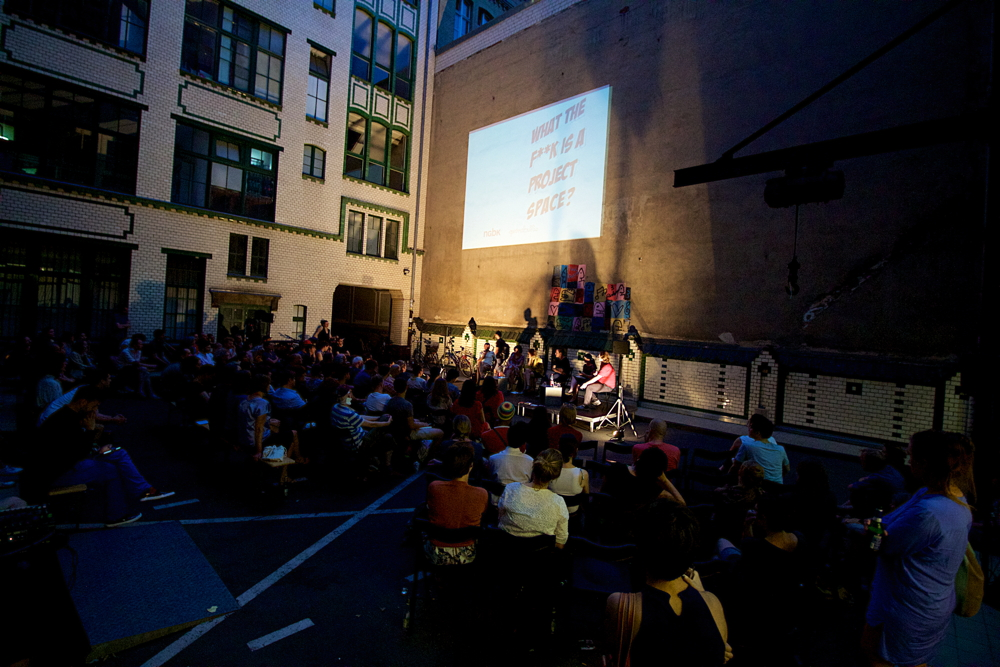 Project Space Festival 2015 Day 12 @ General Public