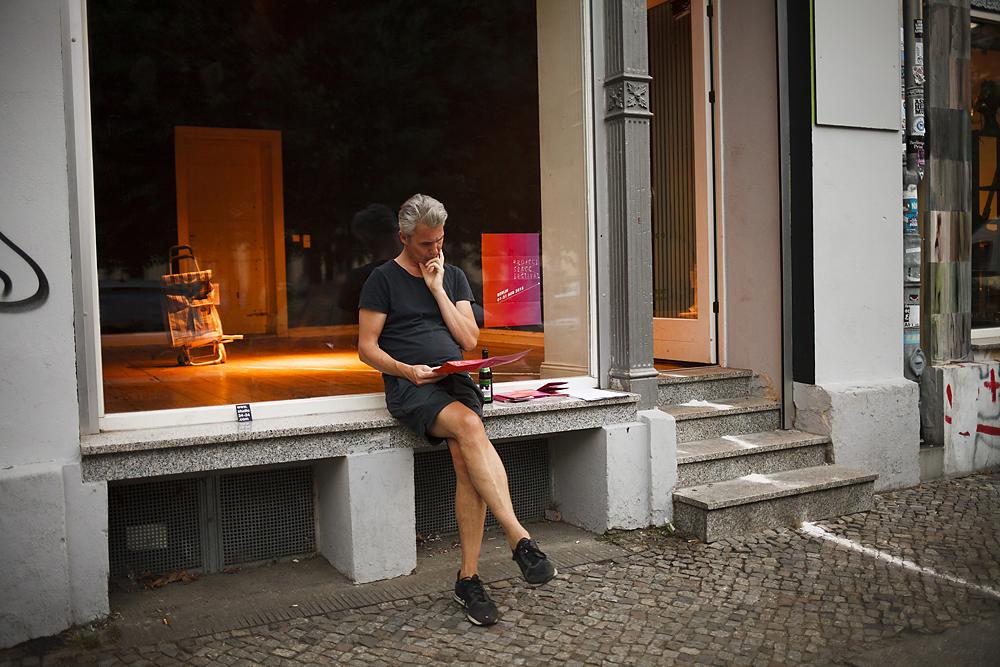 Project Space Festival 2015 Day 14 @ Kreuzberg Pavillon