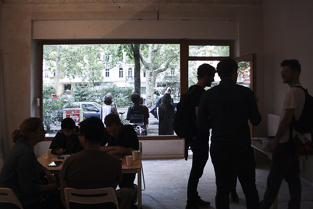 Project Space Festival 2015 Day 25 @ Decad