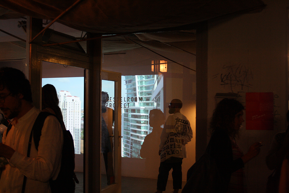 Project Space Festival 2015 Day 27 @ Vesselroom Project
