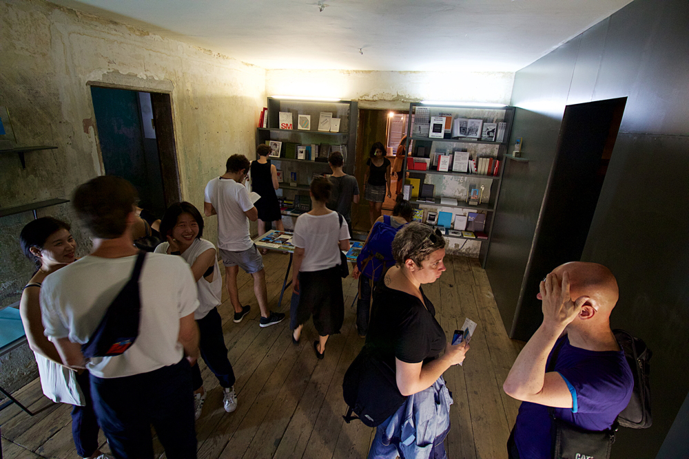 Project Space Festival 2015 Day 7 @ Archive Kabinett