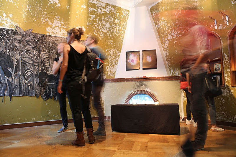 KN Raum für Kunst im Kontext©Project Space Festival Berlin 2016